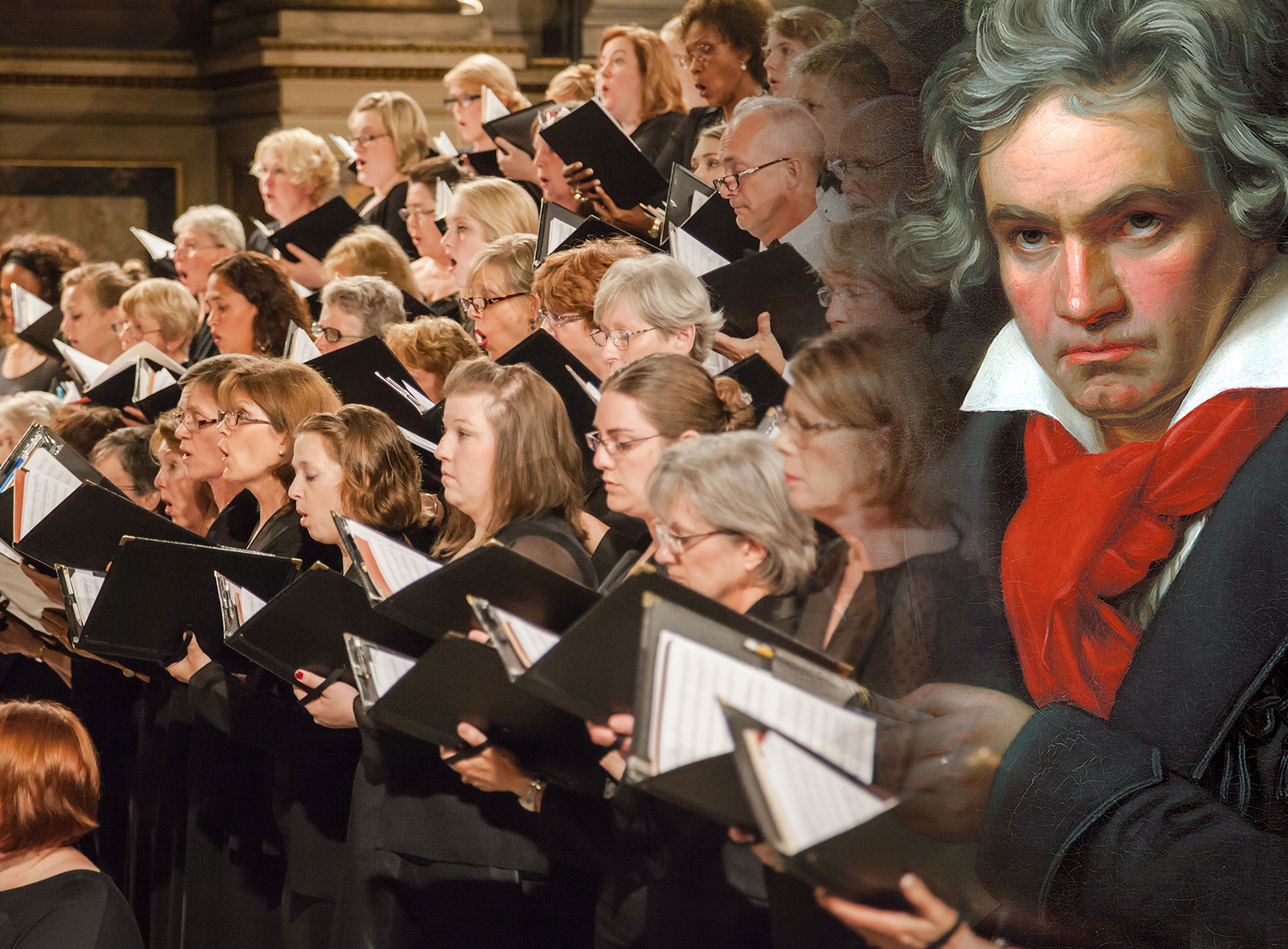 Beethoven 250 Choral Festival